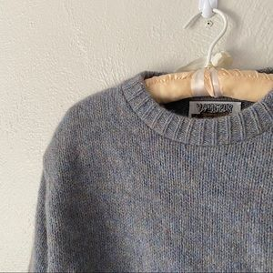 Vintage Sweaters - Vintage Wool Blend Sweater